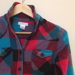 O'Neill | Flannel with Roll Tab Sleeves